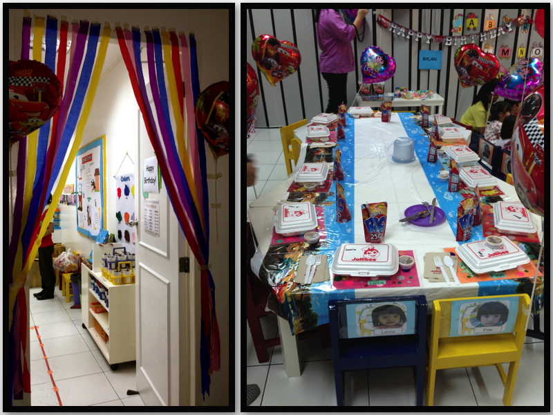 Cake Decorating Birthday Party Places Near Me