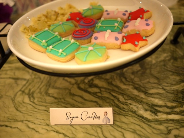 Yummy sugar cookies from Classic Confections.  These are so cute, colorful, and delish!