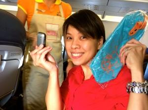 Flying Cebu Pacific was fun.